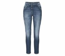 Jeans Boyfriend-Jeans »P78A« blue denim