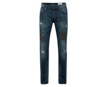 Jeans 'piers' blue denim