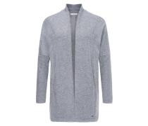 Sweatshirt Jacke 'Gilberta' grau