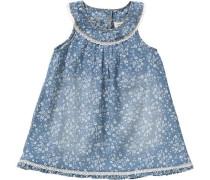 Kinder Jeanskleid 'nitabava' blau