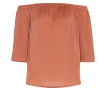 Off-Shoulder-Top 'Danice' braun
