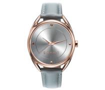 Armbanduhr 'tw90655 Grey Es906552001' rauchgrau