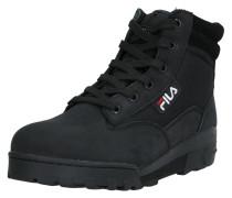 Boots 'Grunge II Mid' schwarz