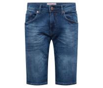 Jeans 'bullseye' blue denim
