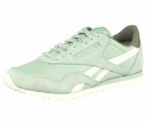 Sneaker 'Classic Nylon Slim Core' grün