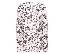 Shirt 'vilma' grau / weiß