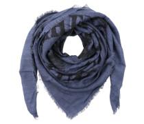 Halstuch 'Swillot-A' blau / dunkelblau