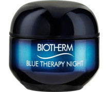 'Blue Therapy Night Cream' Anti-Aging Nachtpflege saphir