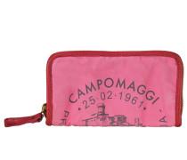 Geldbörse 21 cm pink