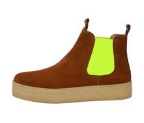Chelsea Boot 'janne' neongelb