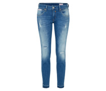 'Touch Cropped Denim Powerstretch' Slimfit Jeans