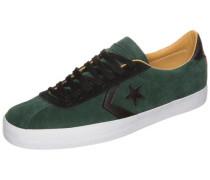 Cons Breakpoint Suede OX Sneaker Herren tanne / rot / schwarz