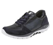 Sneaker marine / grau / schwarz / weiß