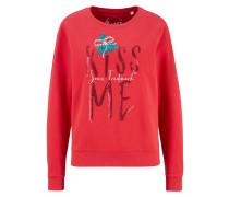 Xmas FUN Sweatshirt mit Pailletten-Artwork