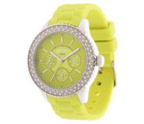Armbanduhr Es106222003 gelb