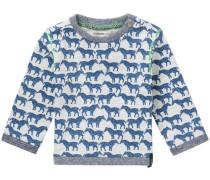 Sweater 'Duluth' blau