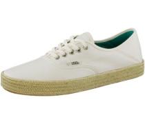 'Authentic Esp' Sneaker beige / naturweiß
