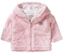 Baby Jacke für Mädchen rosa