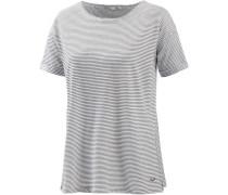 T-Shirt 'Tirize' schwarz / weiß