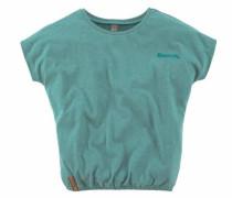 T-Shirt mit Fledermausärmeln mint