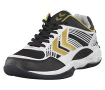 Handballschuhe Omnicourt Z8 Trophy 60248-9001 goldgelb / schwarz / weiß