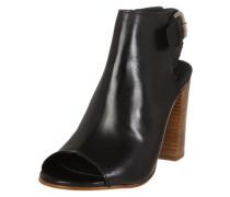 Sandalette 'Assent' braun / schwarz