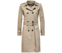 Trenchcoat 'city Cotton Trench' beige