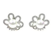 Perlenohrringe 'Bianca Earrings'