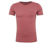 T-Shirt 'nos slub tee with pocket'