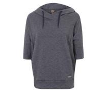 BENCH Sweatshirt 'Ally' blau