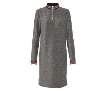 Kleid 'finity' silber