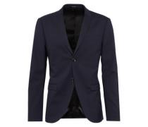Sakko 'evert' aus hochwertigem Woll-Gemisch nachtblau