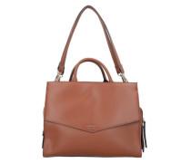 Mia Tan Lge Grab Handtasche 35 cm braun