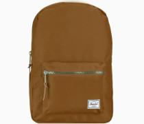 Settlement Backpack Rucksack 44 cm Laptopfach beige