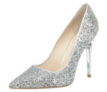 Party-Pumps 'Pointed Last' silber