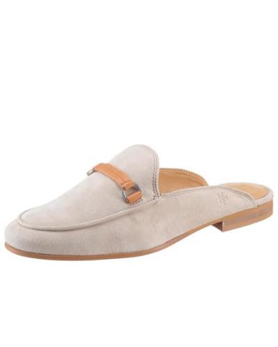 Clogs beige / braun