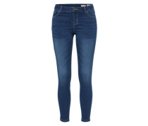'Minnie' Power Stretch Jeggings blau