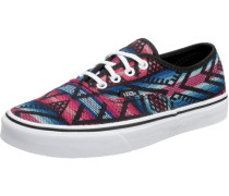 Authentic Sneakers blau / rot / schwarz / weiß