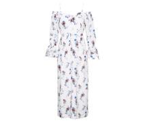 Kleid 'Fiona' mischfarben / weiß