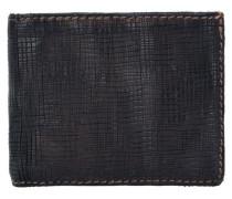 Geldbörse 'Assenzio' 12 cm schwarz