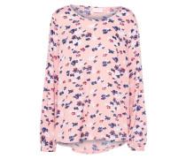 Bluse 'Dorita Blouse' mischfarben / rosa