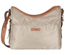 Sonja Handtasche 32 cm perlweiß