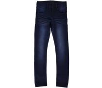 "Slim Fit Jeans ""nittu"" blau"