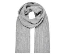 Kaschmir-Schal grau