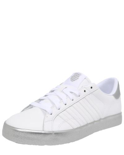 Sneaker 'Belmont' silbergrau / weiß