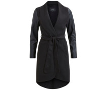 Mantel Fein schwarz