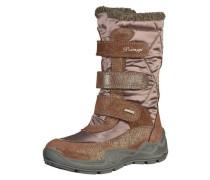 Stiefel bronze / dunkelgrau