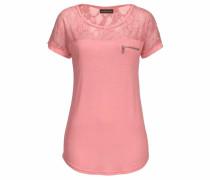 Strandshirt altrosa