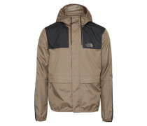 Outdoor Jacke '1985 Mountain Jacket' braun / schwarz