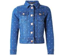 Jeansjacke 'Emeryville' blau